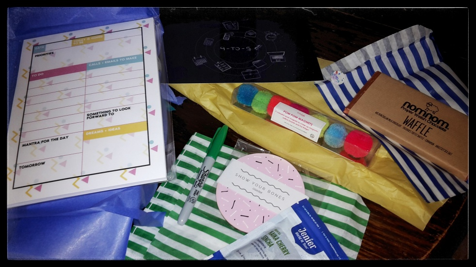 subscription gifts with Bright Paper Packages